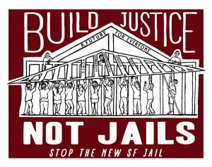 Build justice not jails